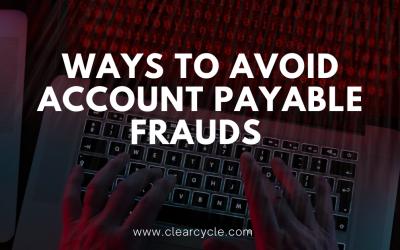 Ways to Avoid Account Payable Frauds