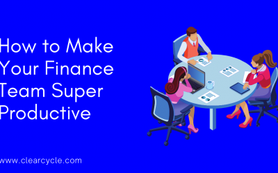 How to Make Your Finance Team Super Productive