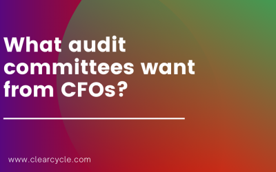 What audit committees want from CFOs?