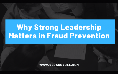 Why Strong Leadership Matters In Fraud Prevention